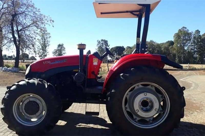 Tractors Four Wheel Drive Tractors YTO 704 2016