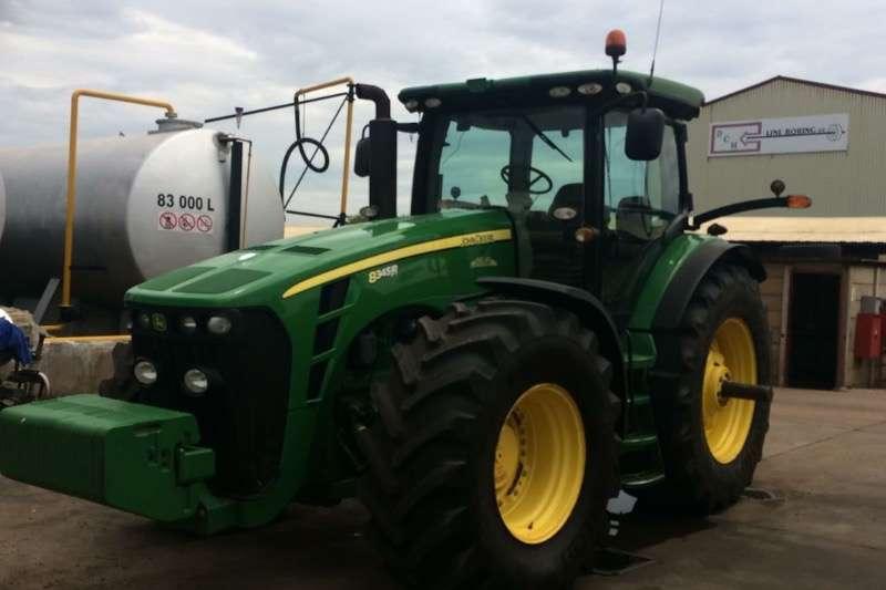 John Deere 8345R Tractors