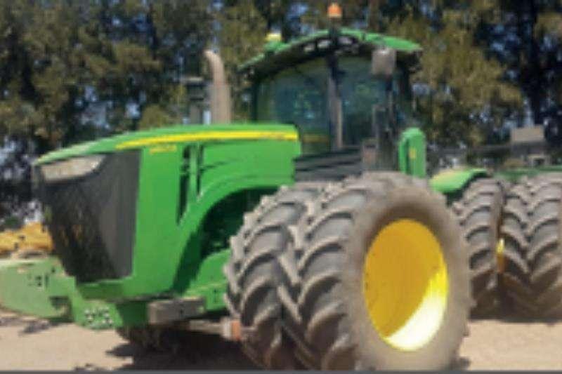 John Deere 9560 R Receiver, Auto Tractors
