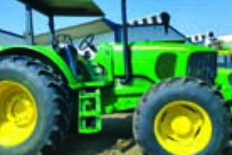 Tractors John Deere Compact Tractors 6620 2007