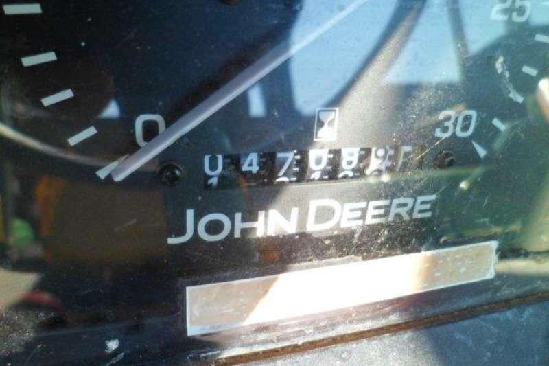 John Deere Compact tractors John Deere Turbo, Sync Shuttle, 5303 Tractor Tractors