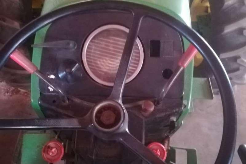 John Deere Four wheel drive tractors 2651 Tractors