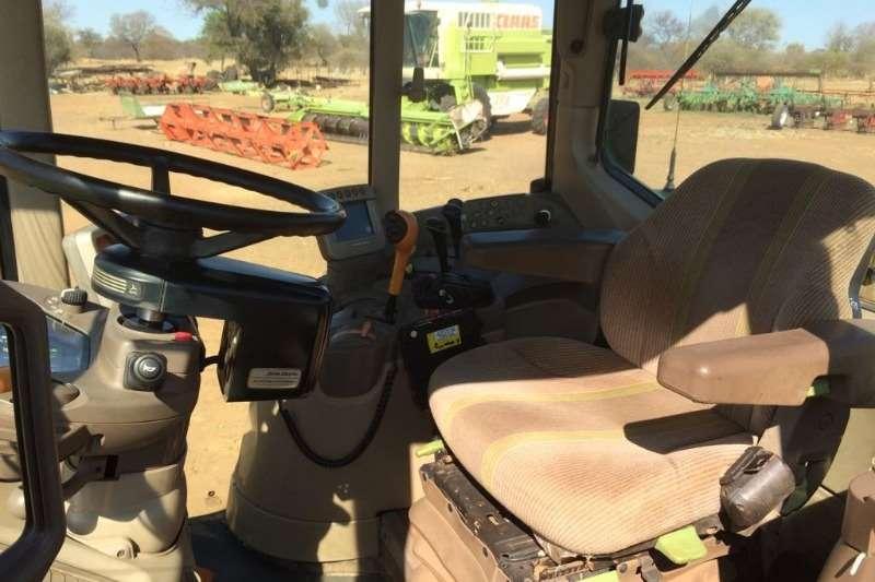 John Deere Four wheel drive tractors John Deere 6930 P/Cab Tractors