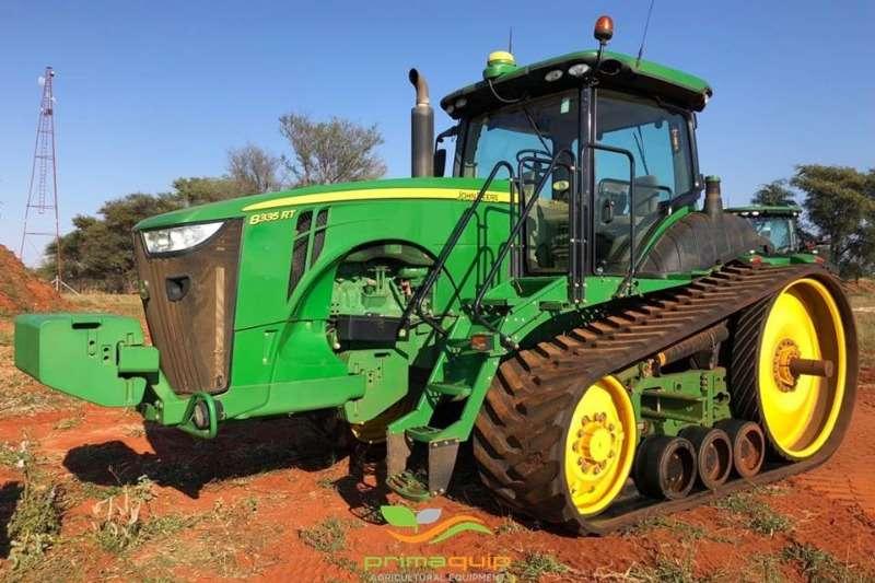 John Deere Speciality tractors John Deere 8335 RT Tractors