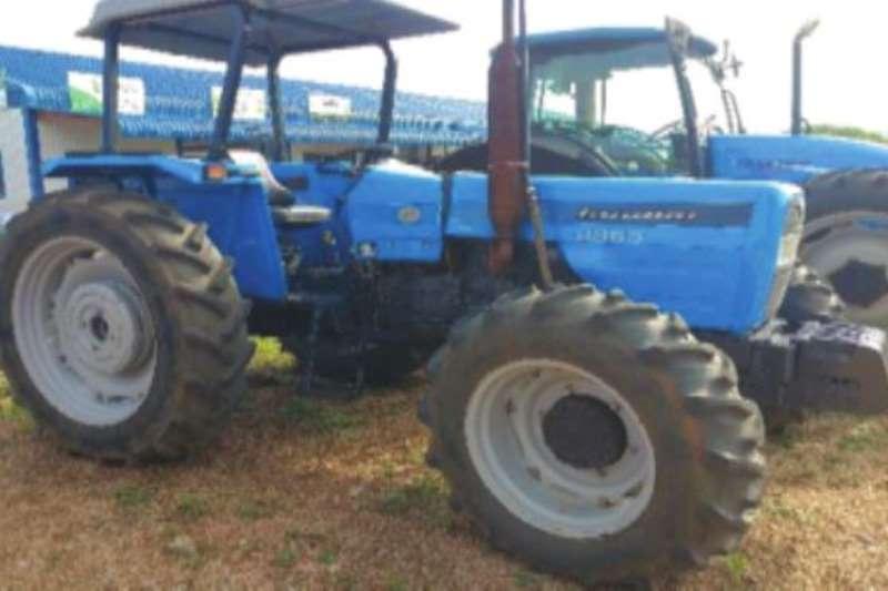 Landini Four wheel drive tractors DT 8865 Tractors