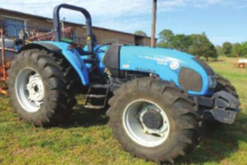 Landini Four wheel drive tractors Global Farm DT 105 Tractors
