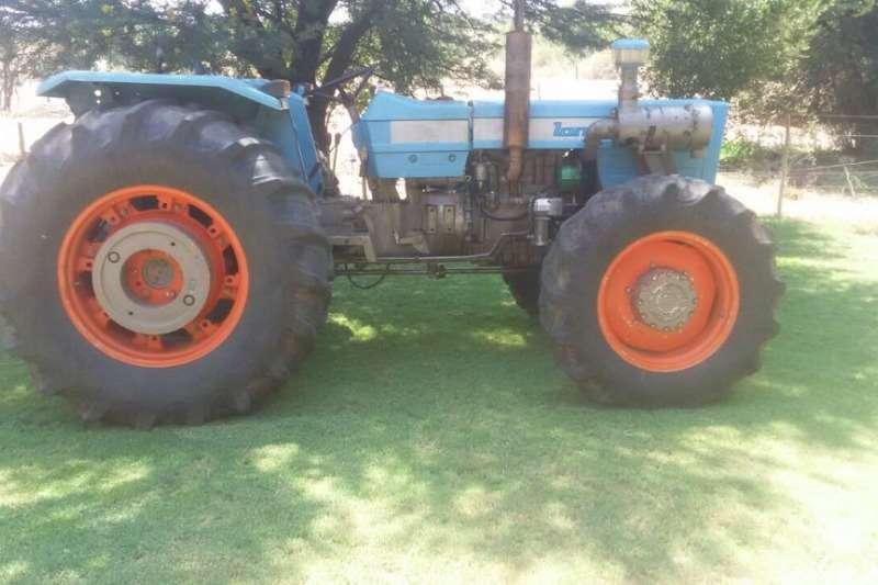 Landini Four wheel drive tractors Landini 8500 4x4 60 KW . Prys R 75 000 00 plus BTW Tractors