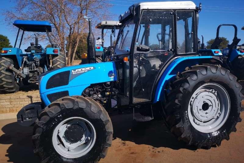 Landini Four wheel drive tractors Landini MultiFarm DT90 Tractors