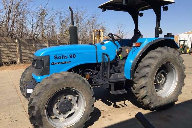 Landini Landini Solis 90 4x4 Tractors