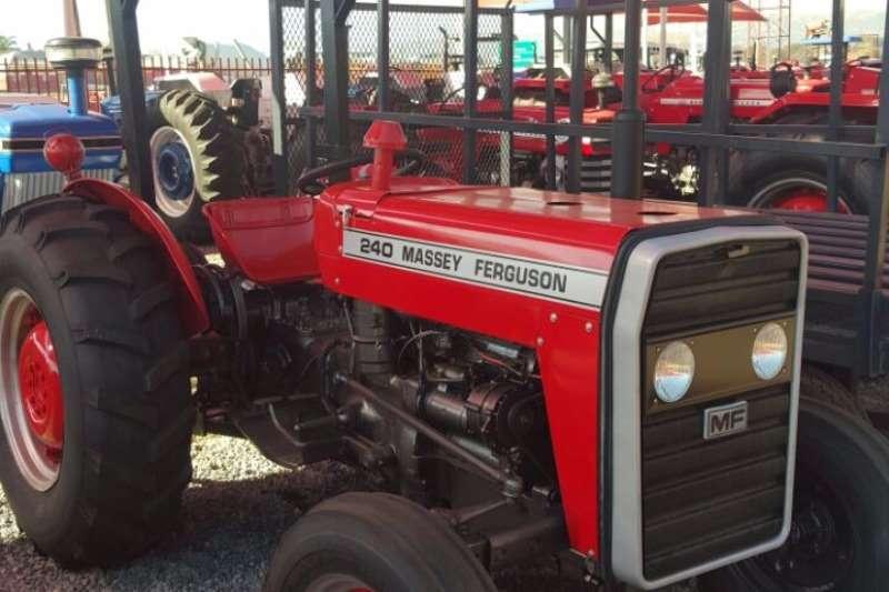 Tractors Massey Ferguson 240 0