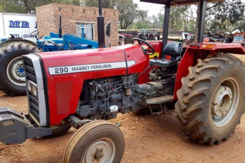 2012 Massey Ferguson 290 Extra Tractors for sale in Gauteng | R 180 000 on Agrimag