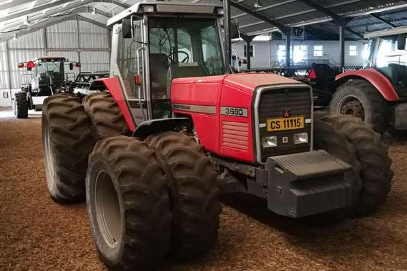 Massey Ferguson 3690 Tractors