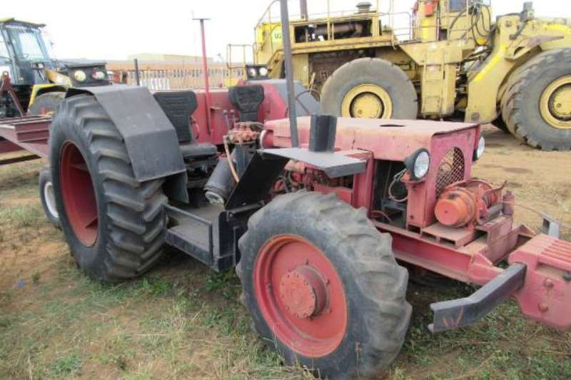 Tractors Massey Ferguson Compact Tractors Massey Ferguson 4x4, Mine Application Tractor 0