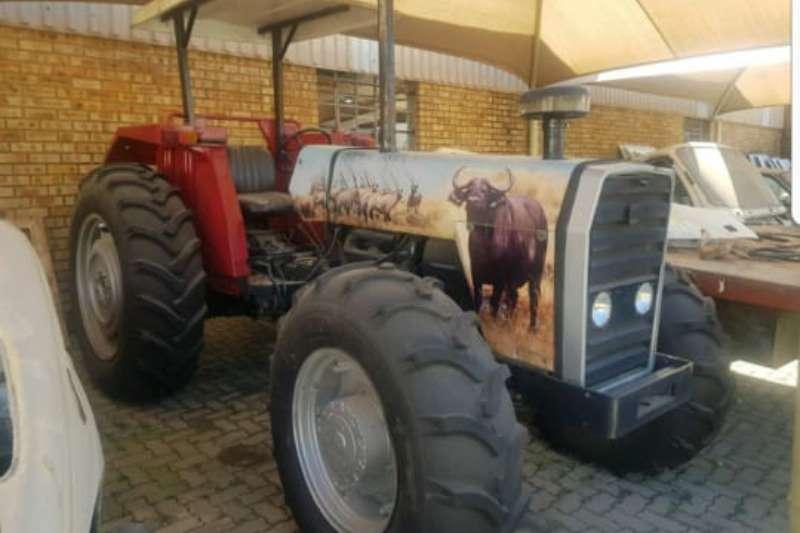 Massey Ferguson Four wheel drive tractors 4X4 Tractors