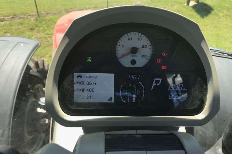 Massey Ferguson Four wheel drive tractors Massey Ferguson 8737 Tractors