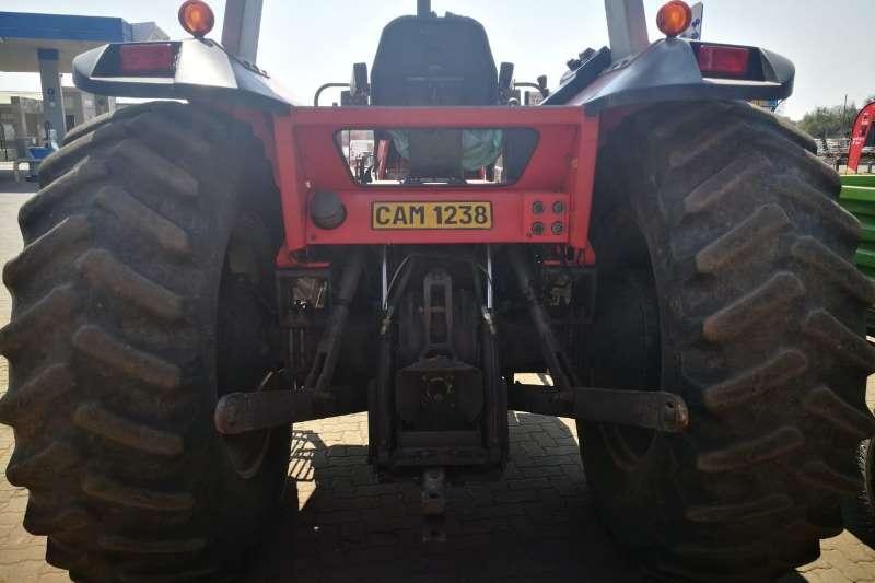 Massey Ferguson Four wheel drive tractors MF 650 (4x4) Tractor   012 520 5010 Tractor Giants Tractors