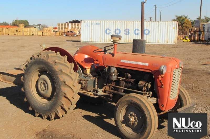 Massey Ferguson MASSEY FERGUSON 35X TRACTOR Tractors