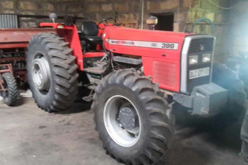 Tractors Massey Ferguson Massey Furguson 399 0