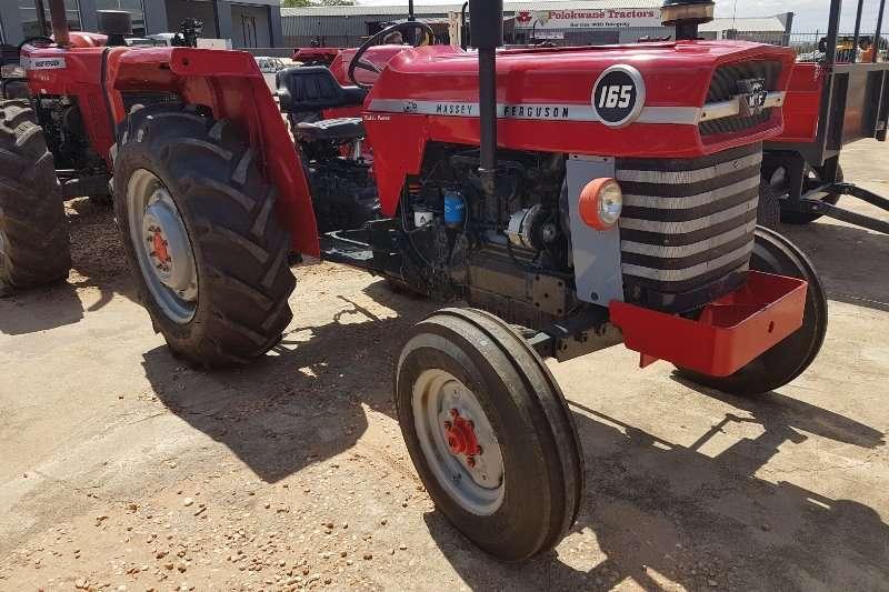 Massey Ferguson Two wheel drive tractors 165 2WD Tractors