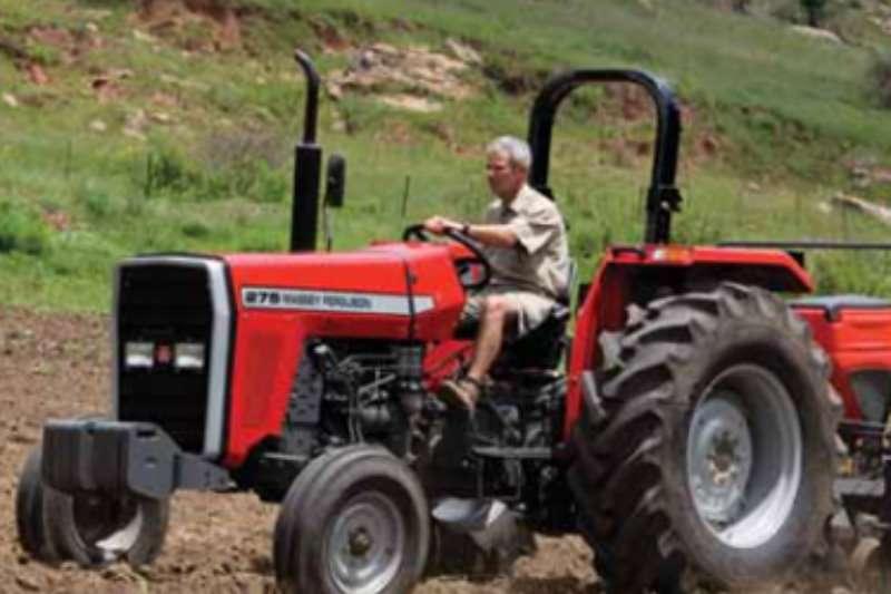 Massey Ferguson Two wheel drive tractors 275 2WD Tractors