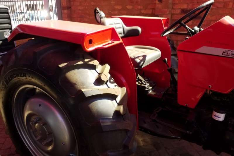 Massey Ferguson Two wheel drive tractors MF 165 Tractor Refurbished to NEW 012 520 5010 Tractors