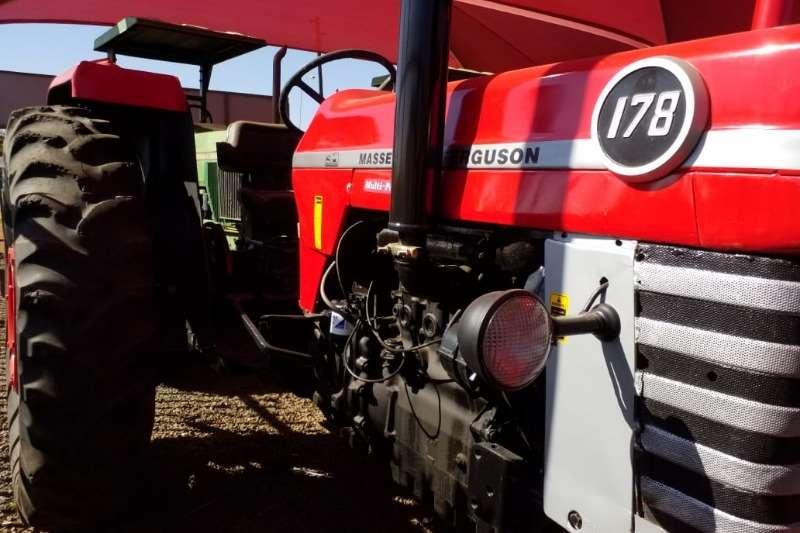 Massey Ferguson Two wheel drive tractors MF 178 Tractor Refurbished toNEW 012 520 5010 Tractors