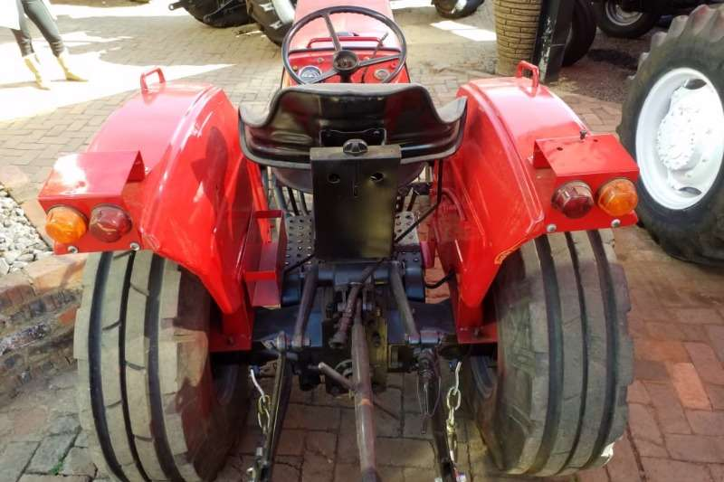 Massey Ferguson Two wheel drive tractors MF 220 Tractor Refurbished to NEW   012 520 5010 Tractors