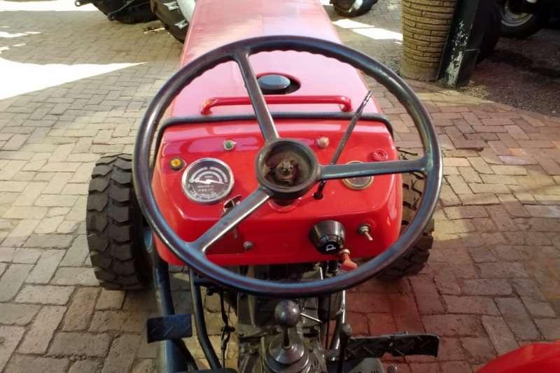 Massey Ferguson Two wheel drive tractors MF 220 TractorRefurbished to NEW   012 520 5010 Tractors