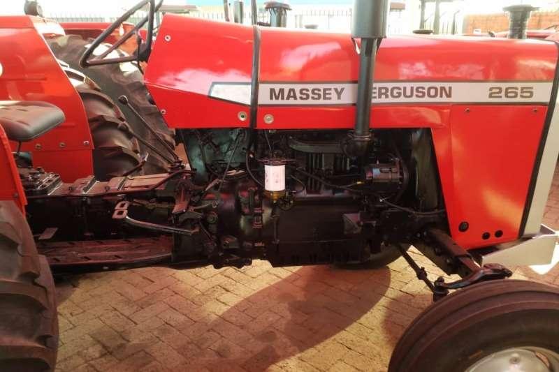 Massey Ferguson Two wheel drive tractors MF 265 TractorRefurbished to NEW   012 520 5010 Tractors