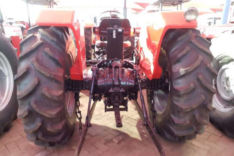Massey Ferguson Two wheel drive tractors MF 265 Tractor Refurbished to NEW   012 520 5010 Tractors