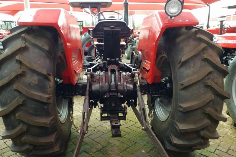 Massey Ferguson Two wheel drive tractors MF 290 Tractor Refurbished to NEW   012 520 5010 Tractors