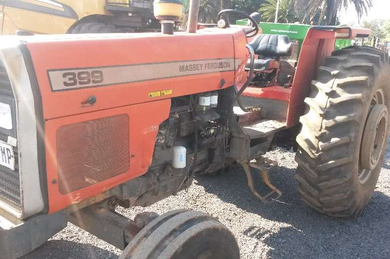 Massey Ferguson Two wheel drive tractors MF 399  2wd Tractors