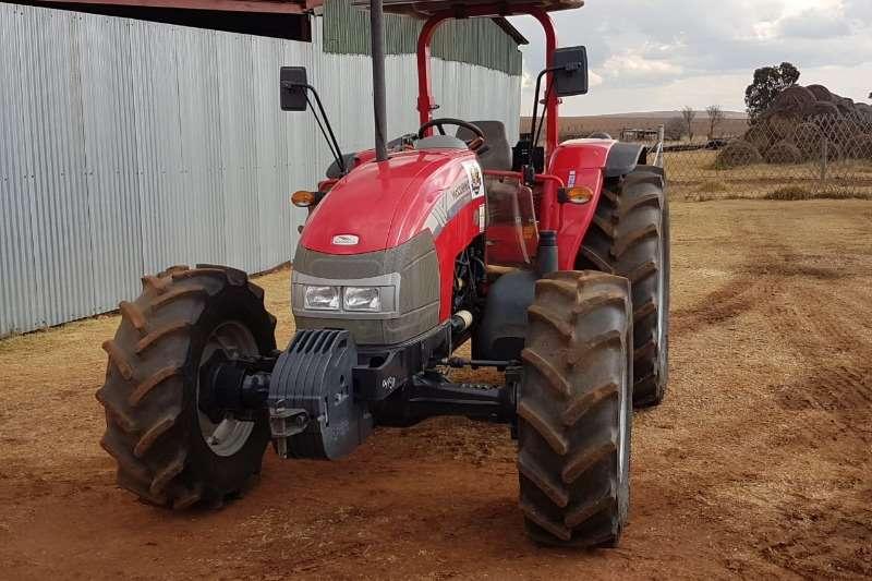 Mccormack Four wheel drive tractors McCormick T100 Max Tractors