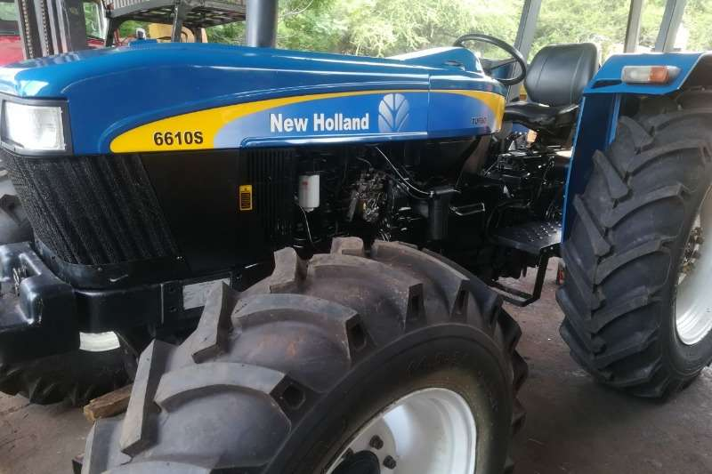 New Holland Four wheel drive tractors New Holland 6610 S Tractors