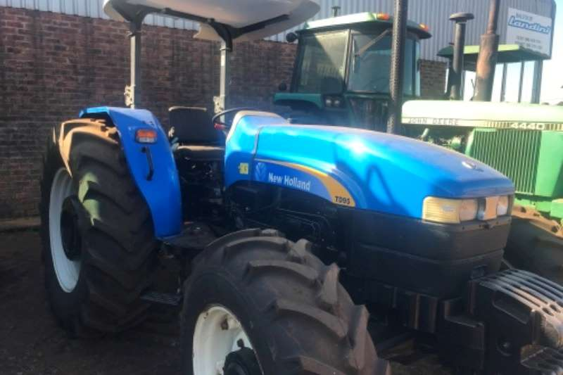 New Holland Four wheel drive tractors New Holland TD 95 Tractors