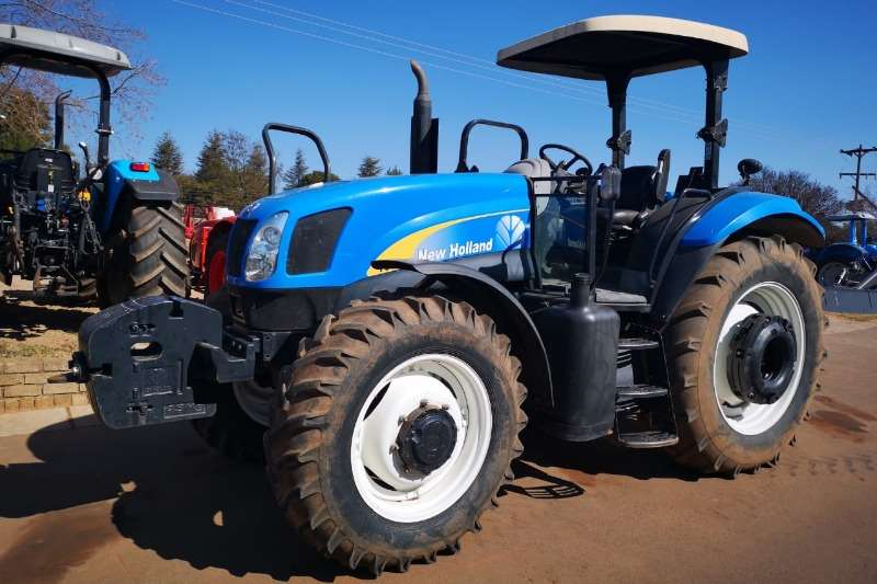 New Holland New Holland 6050 98kw Tractors