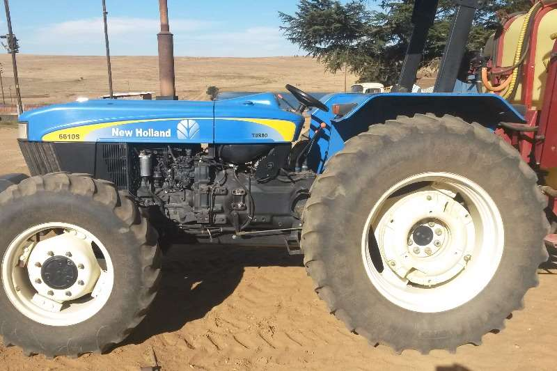 Tractors New Holland New Holland 6610S 4wd 72kw 0