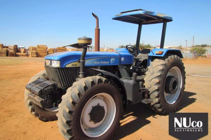 Tractors New Holland NEW HOLLAND 8030 TRACTOR 0