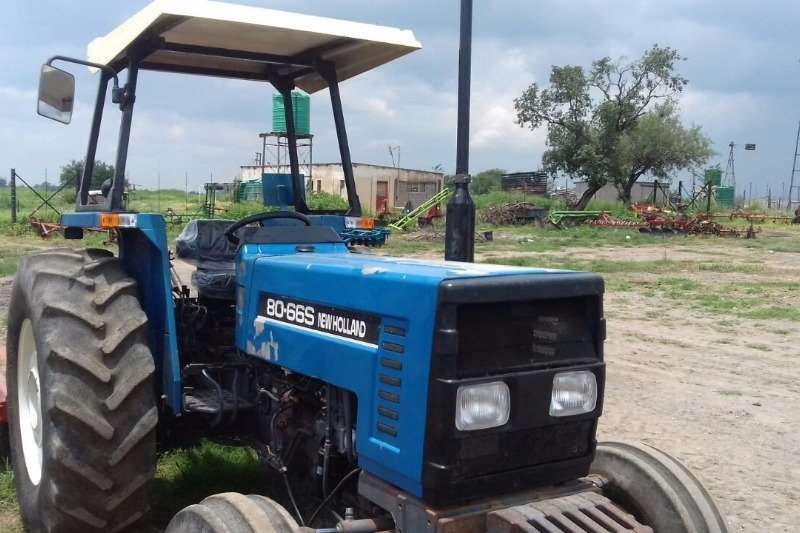 Tractors New Holland New Holland 8066 0