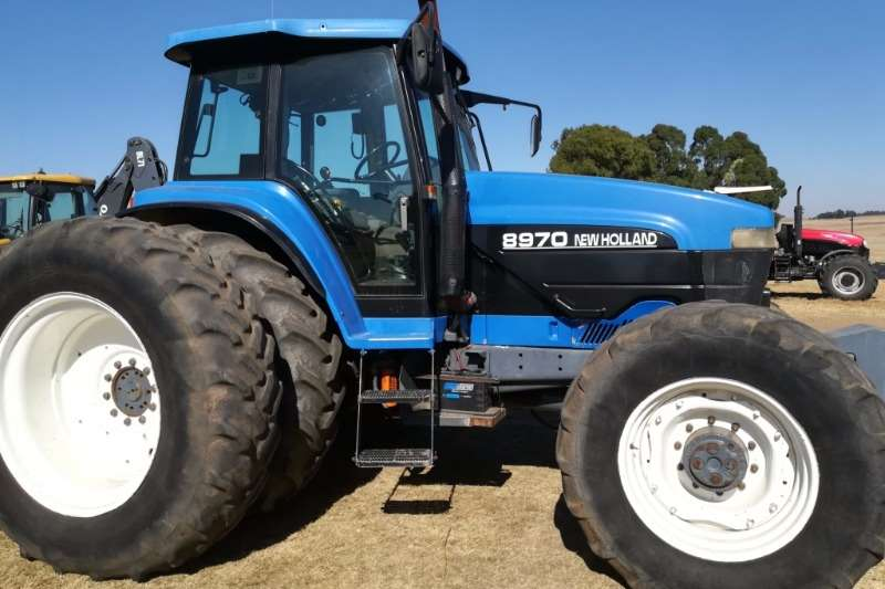 Tractors New Holland New Holland 8970 1998