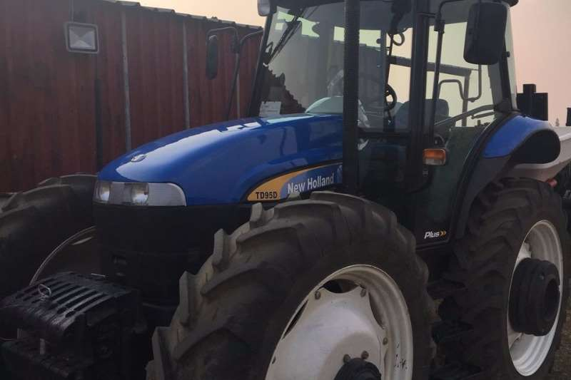 New Holland New Holland TD Tractors