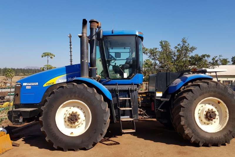 New Holland Speciality tractors New Holland T9030 Tractors