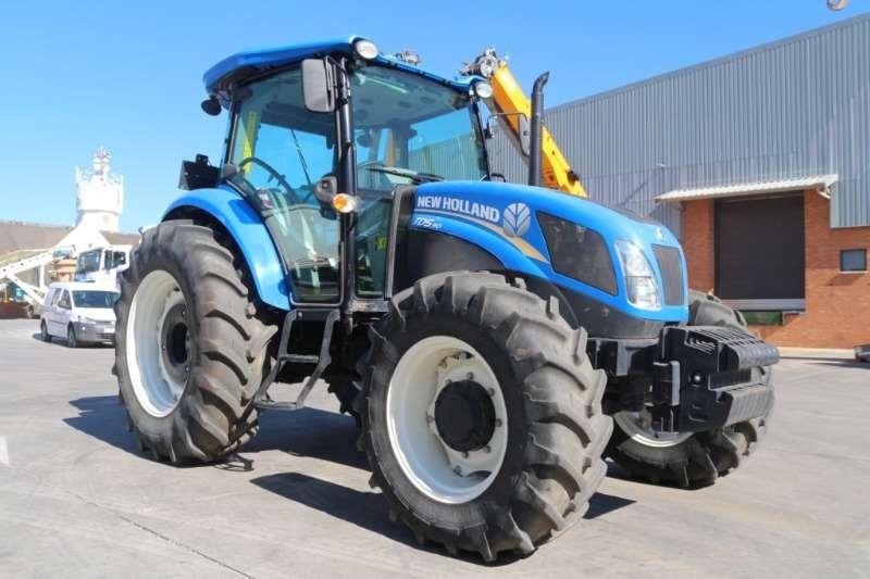 Tractors New Holland TD5-90 4x4 Tractor 2015