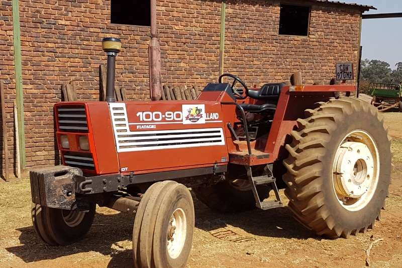 Tractors New Holland Two Wheel Drive Tractors New Holland 100-90 0