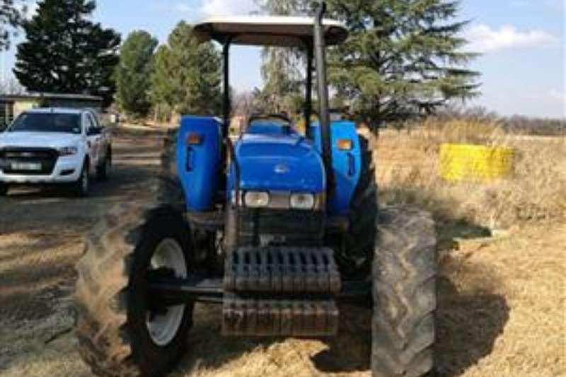New Holland Two wheel drive tractors New Holland TD95 71KW Tractors