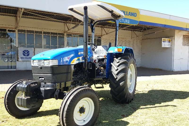 New Holland Two wheel drive tractors New Holland TT75 . Tractors