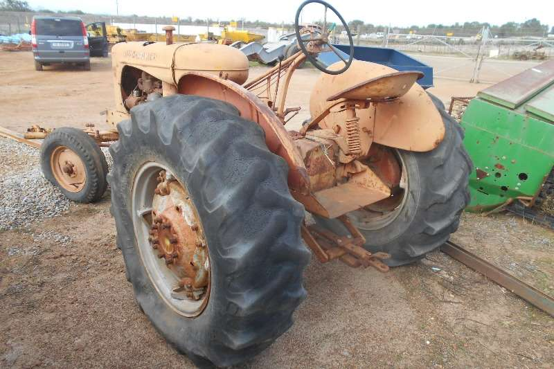 Other Antique tractors Allis Chalmers WD45 Tractors