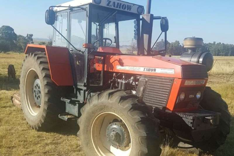 Other Four wheel drive tractors Zahow Tractors