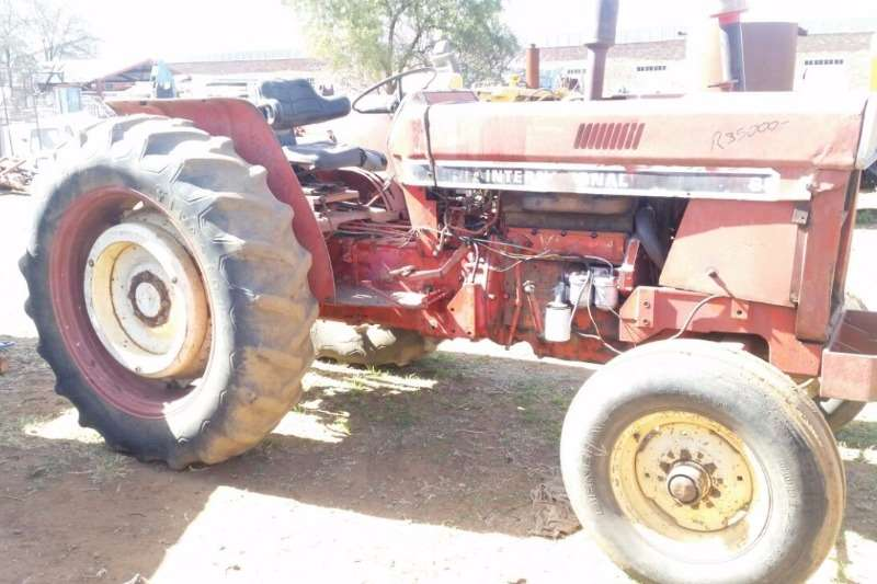Tractors Other International 684 0