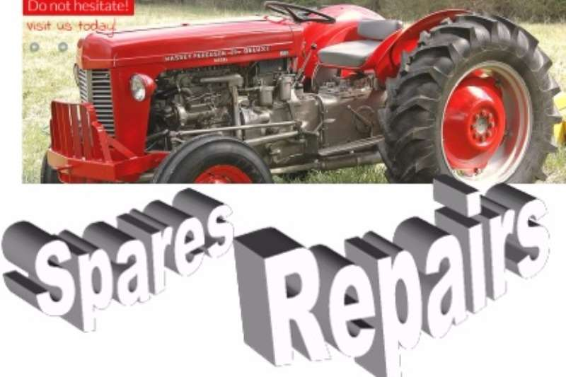 Other Spares, Parts, Repairs Tractors
